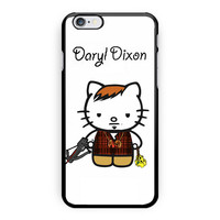 Daryl Dixon Walking Dead Hello Kitty iPhone 6 Case