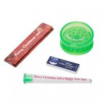 Smoker's Holiday Gift Set - Rolling Accessories
