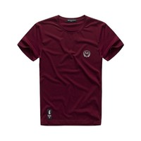 Casual Men's Fashion Summer Short Sleeve Men T-shirts [10488644675]