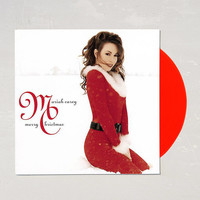Mariah Carey - Merry Christmas LP   Urban Outfitters