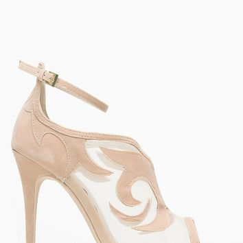 Anne Michelle Classic Nude Mesh Peep Toe Heel @ Cicihot Heel Shoes online store sales:Stiletto Heel Shoes,High Heel Pumps,Womens High Heel Shoes,Prom Shoes,Summer Shoes,Spring Shoes,Spool Heel,Womens Dress Shoes,Prom Heels,Prom Pumps,High Heel Sandals