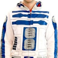 Zip Hoodie -Star Wars - I Am R-2