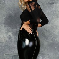 THE FATALE PENCIL SKIRT