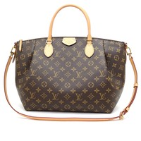 LV Hot-selling Shopping Bags Fashion Printing One Shoulder High Quality