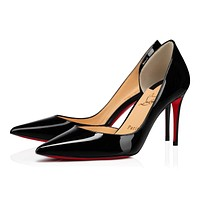 Christian Louboutin Pointed high heels 80 mm