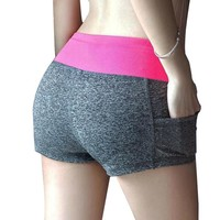 Hot Sale European Style Women Shorts Causal Home Short Women's Fitness workout Shorts Drop Shipping