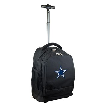 Dallas Cowboys Wheeled Premium Backpack