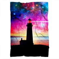 Lighthouse Blanket