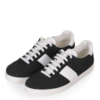 CAPER Lace-Up Sneakers - Topshop