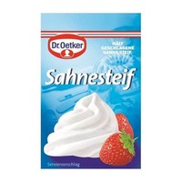 Dr. Oetker Whipped Cream Stabilizer, 5 Pack (5 x 0.2 oz)