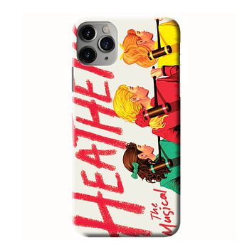 HEATHERS BROADWAY MUSICAL iPhone 3D Case Cover