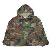 Indie Designs Fear Of God Inspired Camouflage Anorak Jacket