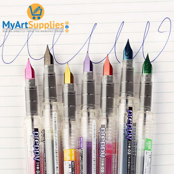Fountain Office Pens 0.5mm (7 Pack)