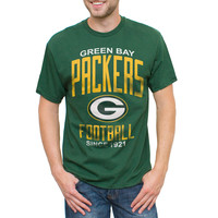 Green Bay Packers Extra Point T-Shirt - Green