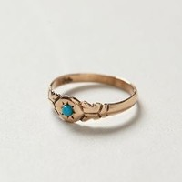 Vintage All-Seeing Eye Midi Ring by shopFiligree Gold One Size Jewelry