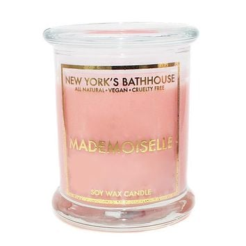 Mademoiselle Soy Wax Candle