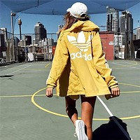 Adidas Originals Stadium Yellow Jacket #85