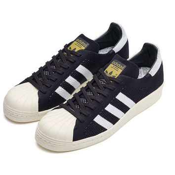 Adidas Superstar Prime Knit Black/White