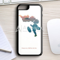 Ponyo On A Cliff By The Sea Poster iPhone 7 Case | armeyla.com