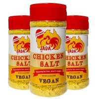 Chicken Salt - Vegan, Kosher, NO MSG, Gluten Free, Australia's #1 All-Purpose Seasoning (3 PACK)