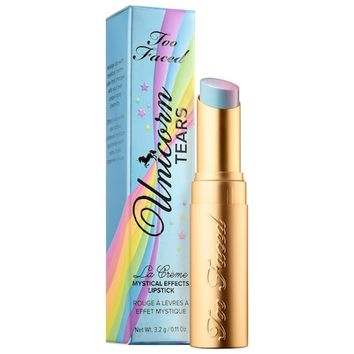 La Crème Mystical Effects Lipstick – Life's A Festival Collection - Too Faced | Sephora