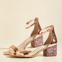 From the Luxe of It Heel | Mod Retro Vintage Heels | ModCloth.com