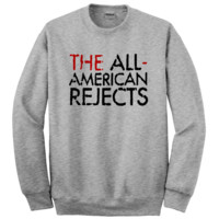 All-American Rejects Crew Sweatshirt - All American Rejects Shop
