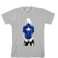 Marilyn Monroe Cowboys Unisex T-shirt Sports Clothing