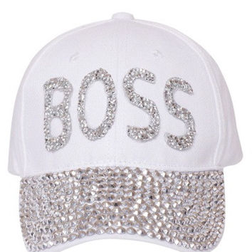 * BALLCAP Deasign In White