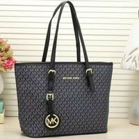 MK MICHAEL KORS trend new women's high quality high quality Messenger bag F-LLBPFSH black