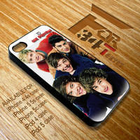 Apple iPhone and iPod case Cool 1D one direction pop boy band iphone 4 4s, iphone 5 5s 5c, iPod touch 4, iPod 5 case cover