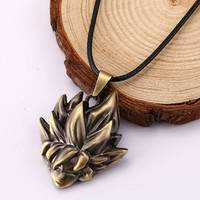 Goku Dragon ball z necklace