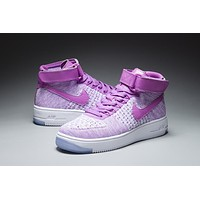 Nike Air Force 1 Mid Purple-1