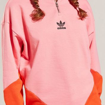 adidas Originals Colorado Quarter-Zip Sweatshirt | Urban Outfitters