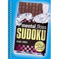 Mental_Floss Sudoku: It's the Brain Candy You've Been Craving!