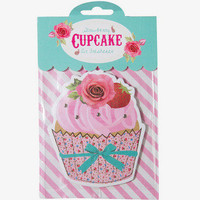 Strawberry Cupcake Air Freshener