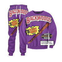 Backwoods Honey Berry Blunts Tracksuit