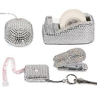 Crystal Desk Accessories | Zzgifts-2500-5000 | Z Gallerie