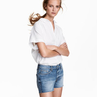 Wide-cut Blouse - from H&M