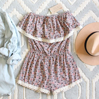 Honey Clover Romper