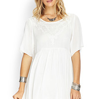 Daydreaming Embroidered Dress