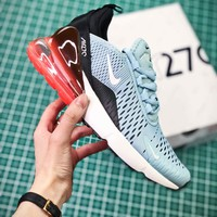 Nike Air Max 270 Ocean Bliss | Ah6789-400 Sport Running Shoes
