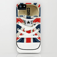 esrevno)-I  #12 Union Jack London iPhone & iPod Case by Emiliano Morciano (Ateyo)