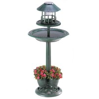 Verdigris Garden Decor Centerpiece