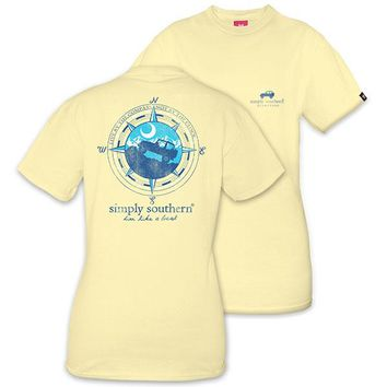 """Simply Southern Unisex Jeep """"Mountain"""" T-Shirt"""