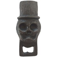 Pre-owned Day Of The Dead Bottle Opener