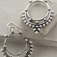 Tapti Hoops by Anthropologie Silver One Size Earrings