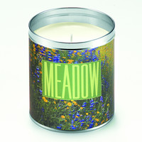 Panoramic Meadow Candle