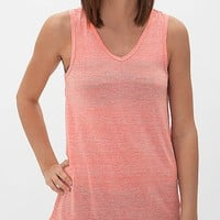 BKE Open Back Tank Top