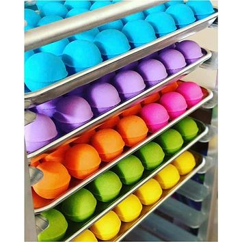Individually Wrapped Bath Bombs ($3 Each or 2 for $5)